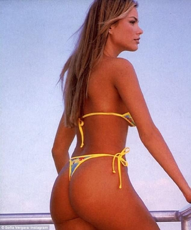 Sofia Vergara Butt Pictures