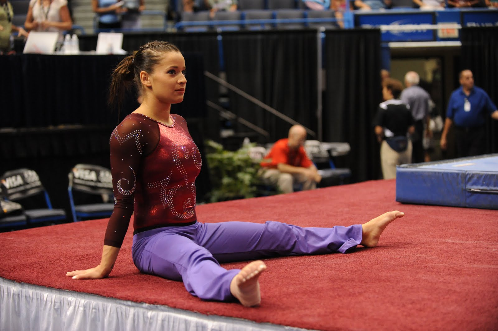 Alicia Sacramone Nude Photos 76