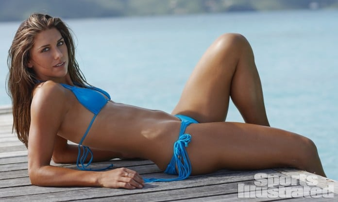 Alex Morgan Hot Photoshoot