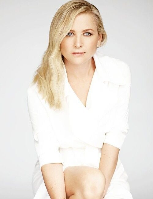 Jessica Capshaw on Photoshoot