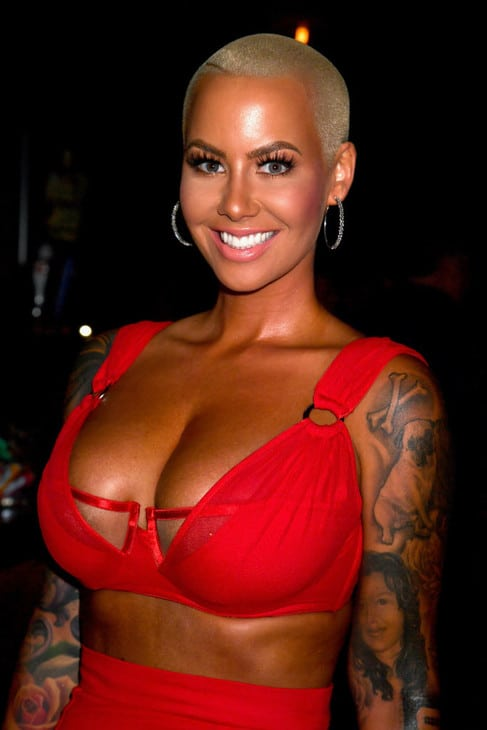 Amber Rose on Awards