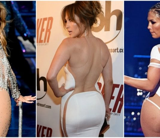 26 Hottest Pictures of Jennifer Lopez's Curvy Butt Is Like Heaven On Earth