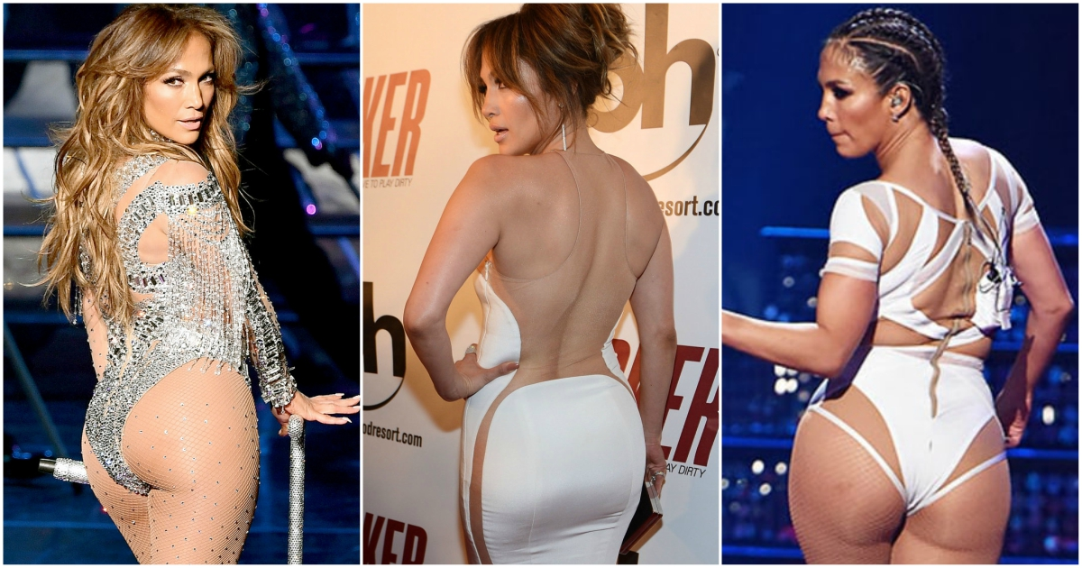 Situation familiar Naked jennifer lopez butt pictures