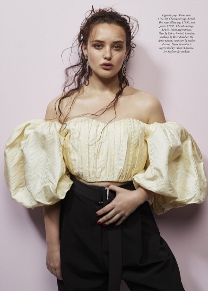 Katherine Langford Sexy Pictures