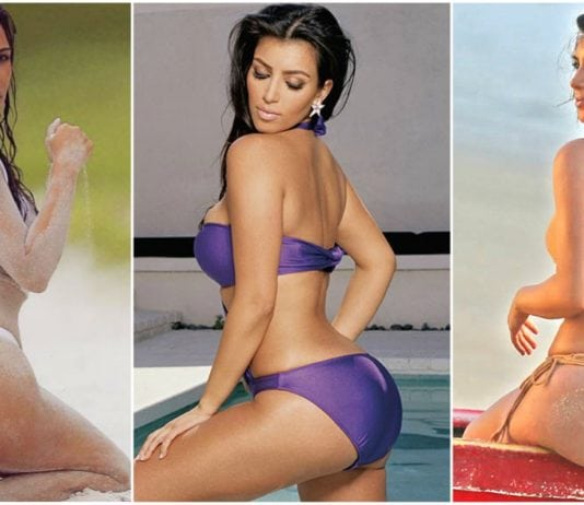 29 Hottest Pictures Of Kim Kardashian Big Butt Are Heaven On Earth