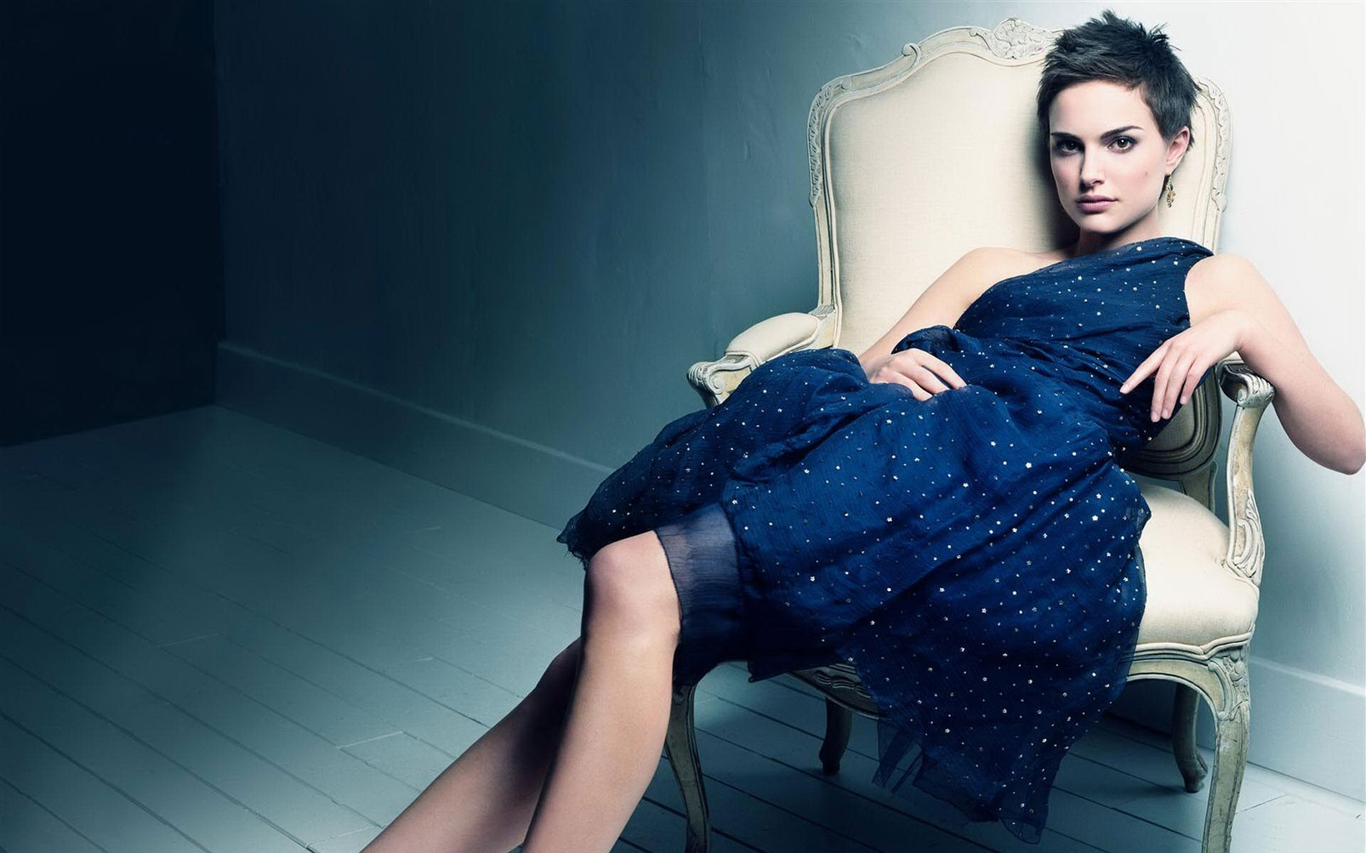 Natalie Portman on Photoshoot