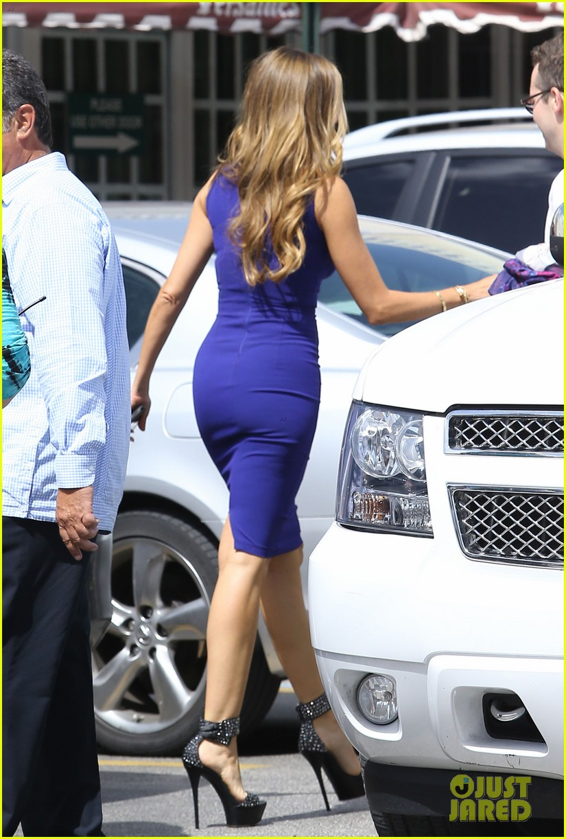 Sofia Vergara on the Way