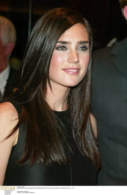 Jennifer Connelly on Smile