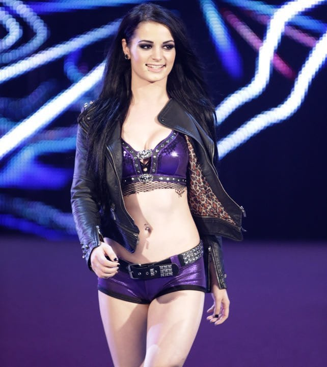 Paige on Smile