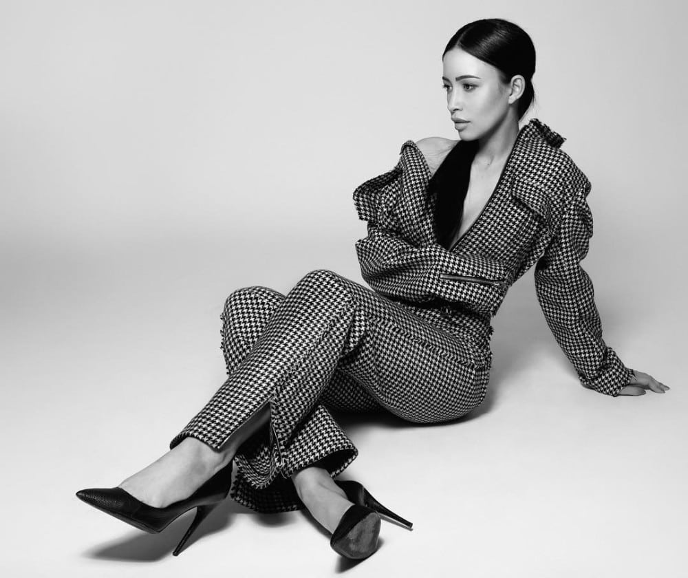Christian Serratos on Photoshoot