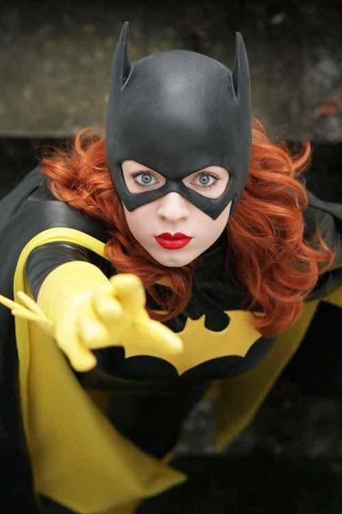 Batgirl Sexy Pictures