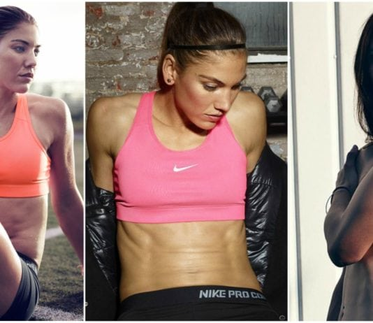 36 Hottest Hope Solo Pictures Will Make You Hot under the collar