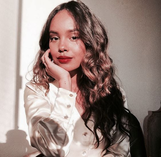 Alisha Boe on Photoshoot