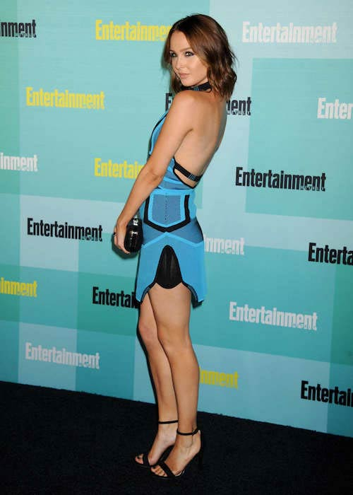 Camilla Luddington Sexy Back