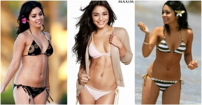 39 Hot Pictures Of Vanessa Hudgens - High School Musical Actress