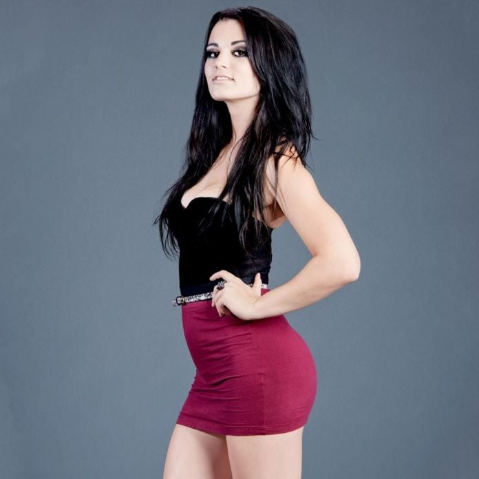 Paige on Photoshoot