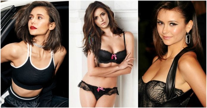 41 Hot Pictures Of Nina Dobrev - Vampire Diaries Actress - Elena.