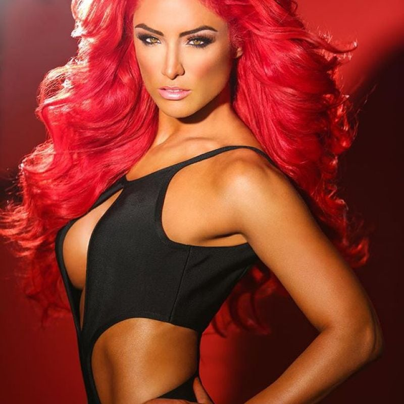 Eva Marie Hot Pictures