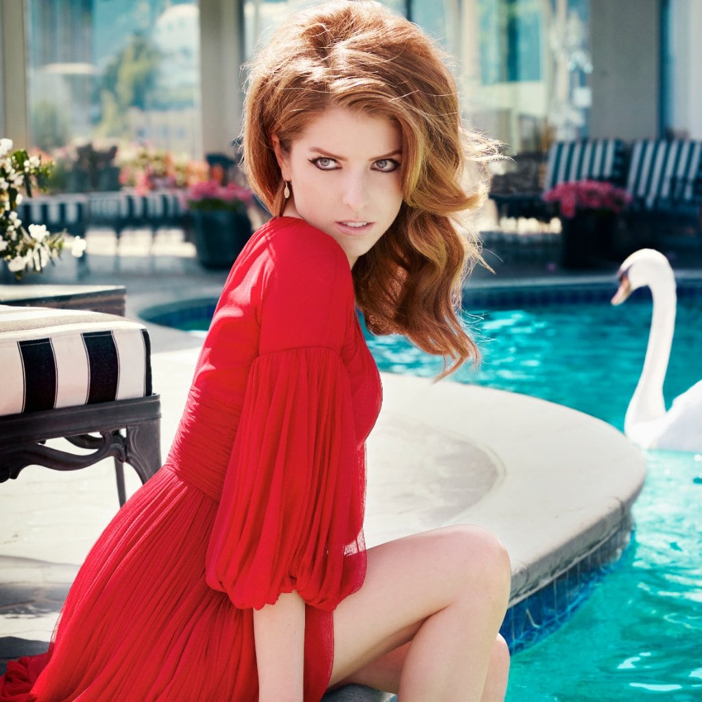Anna Kendrick in Swimming