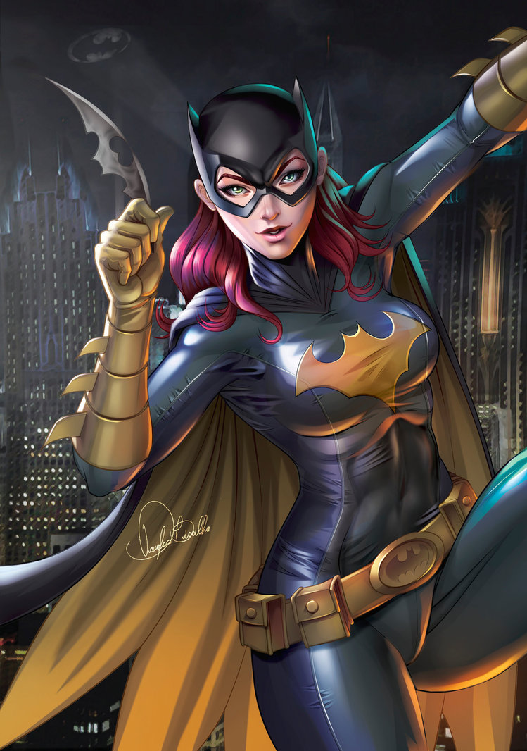 sexy batgirl pictures