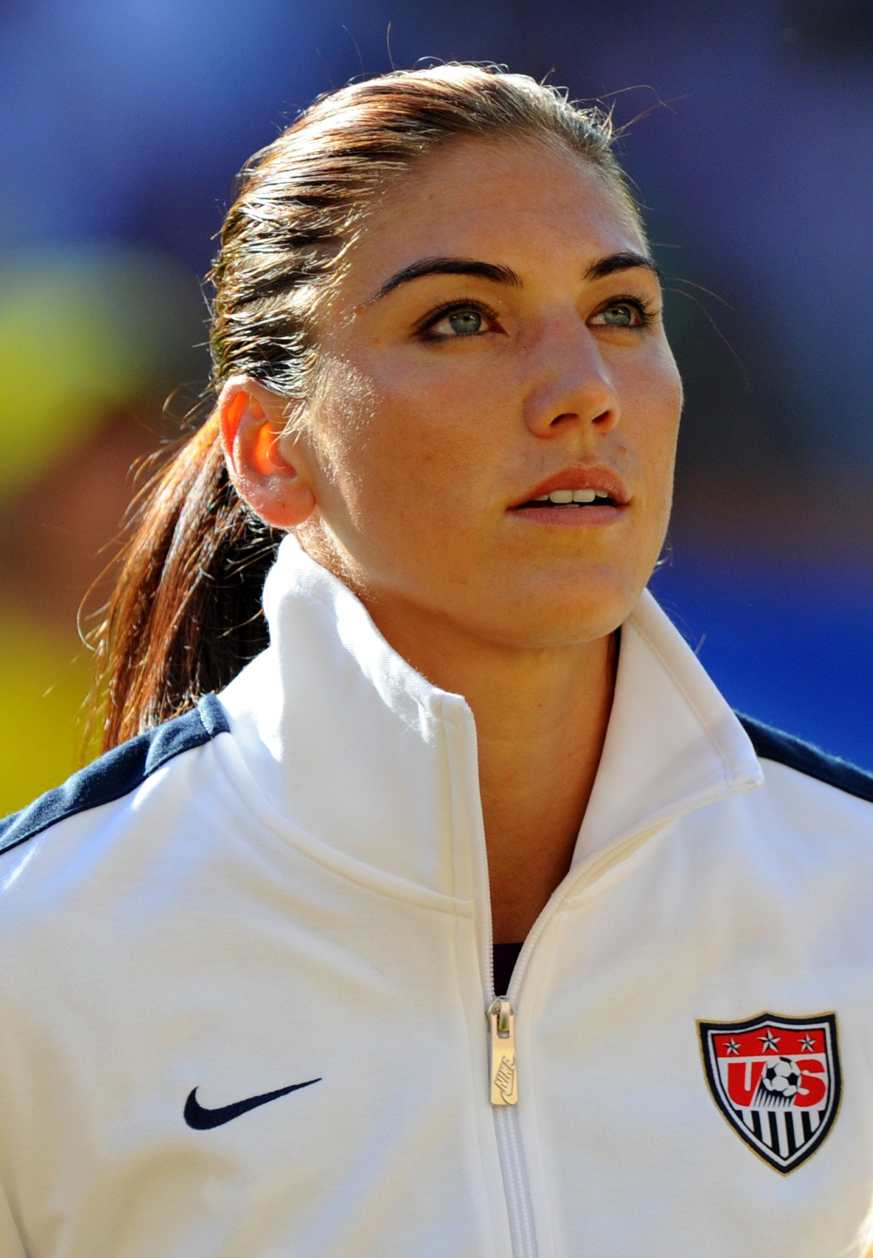 Hope Solo Hot