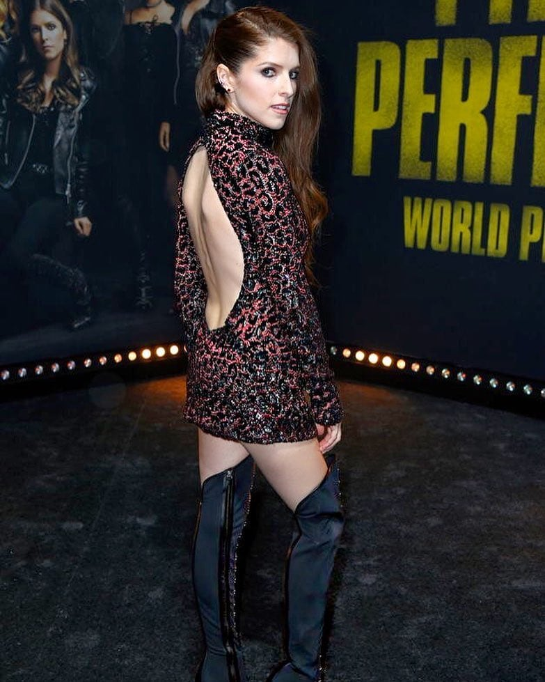 Consider, that Anna kendrick naked butt was