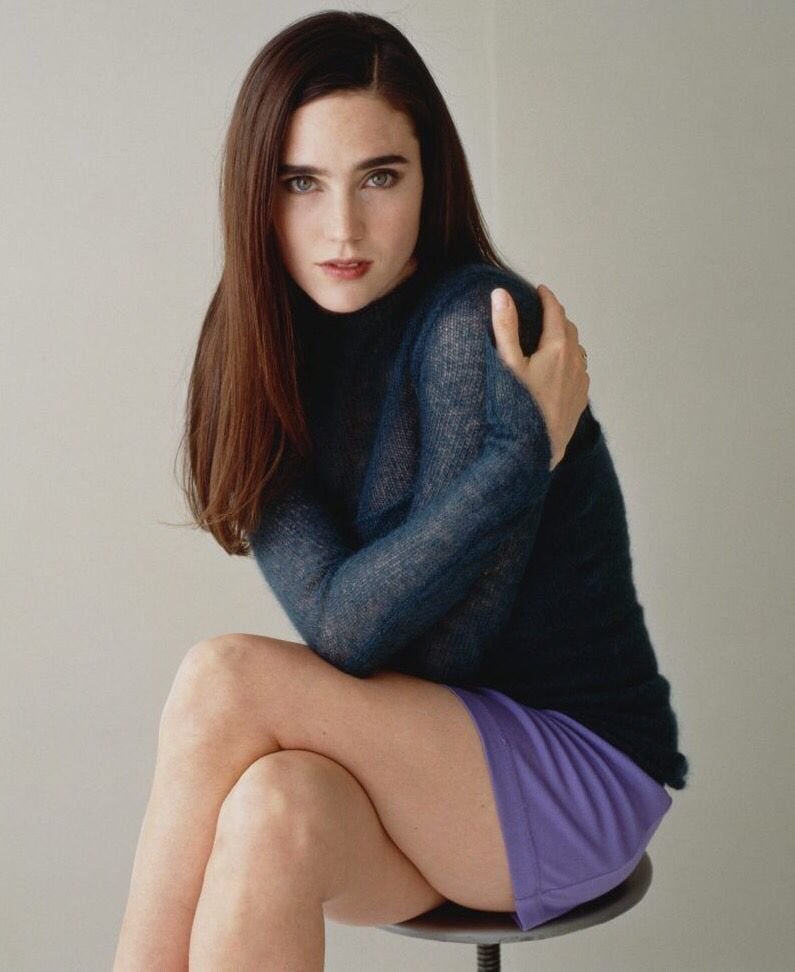 Jennifer Connelly on Photoshoot