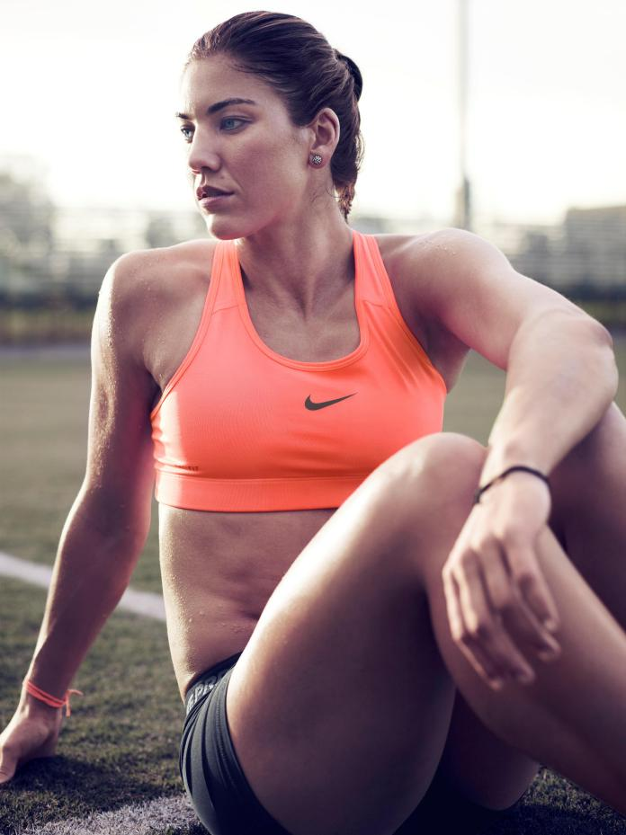 Hope Solo Hot Photoshoot