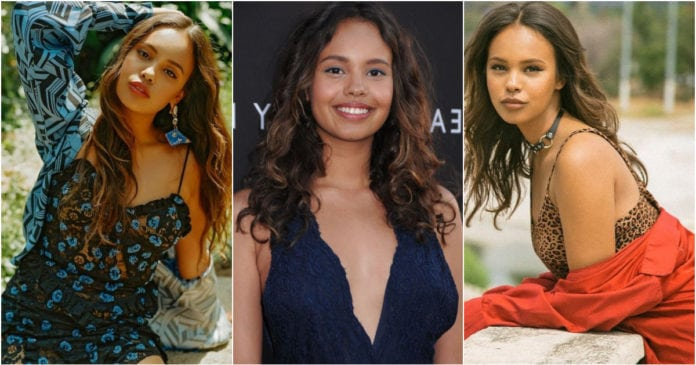 35 Hot Pictures Of Alisha Boe -13 Reasons Why Actress