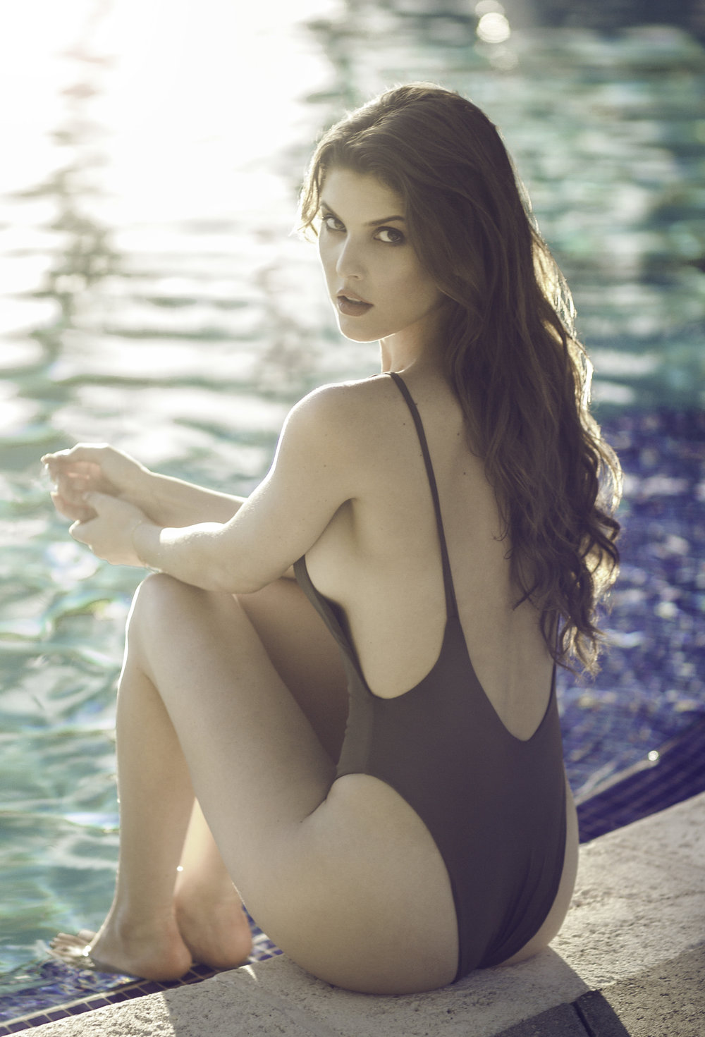 Amanda Cerny SwimSuit