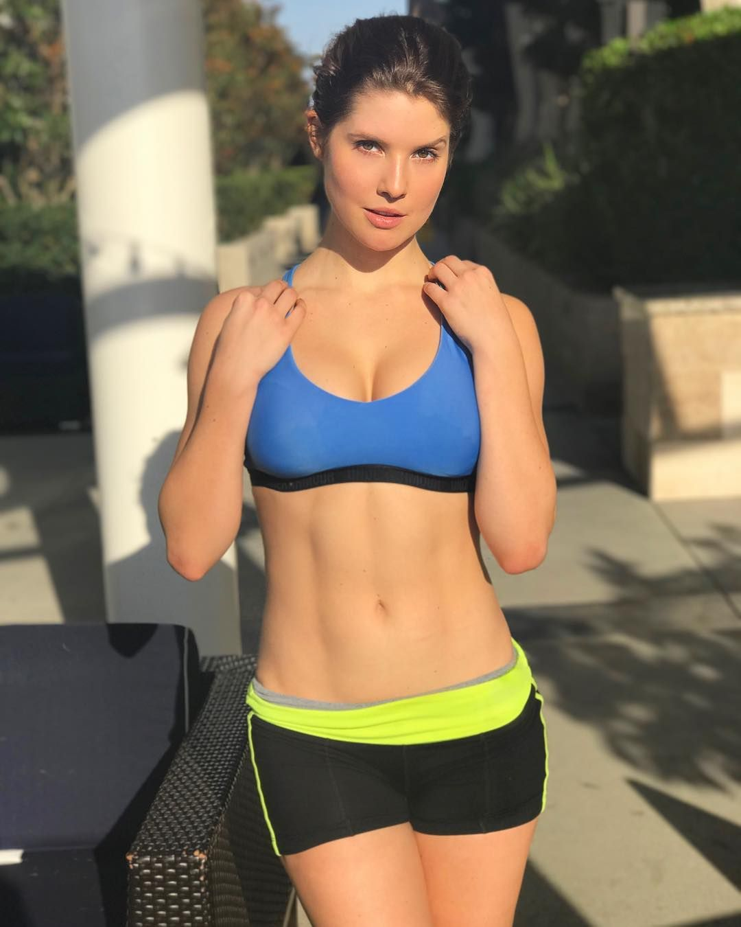 Amanda Cerny Workout