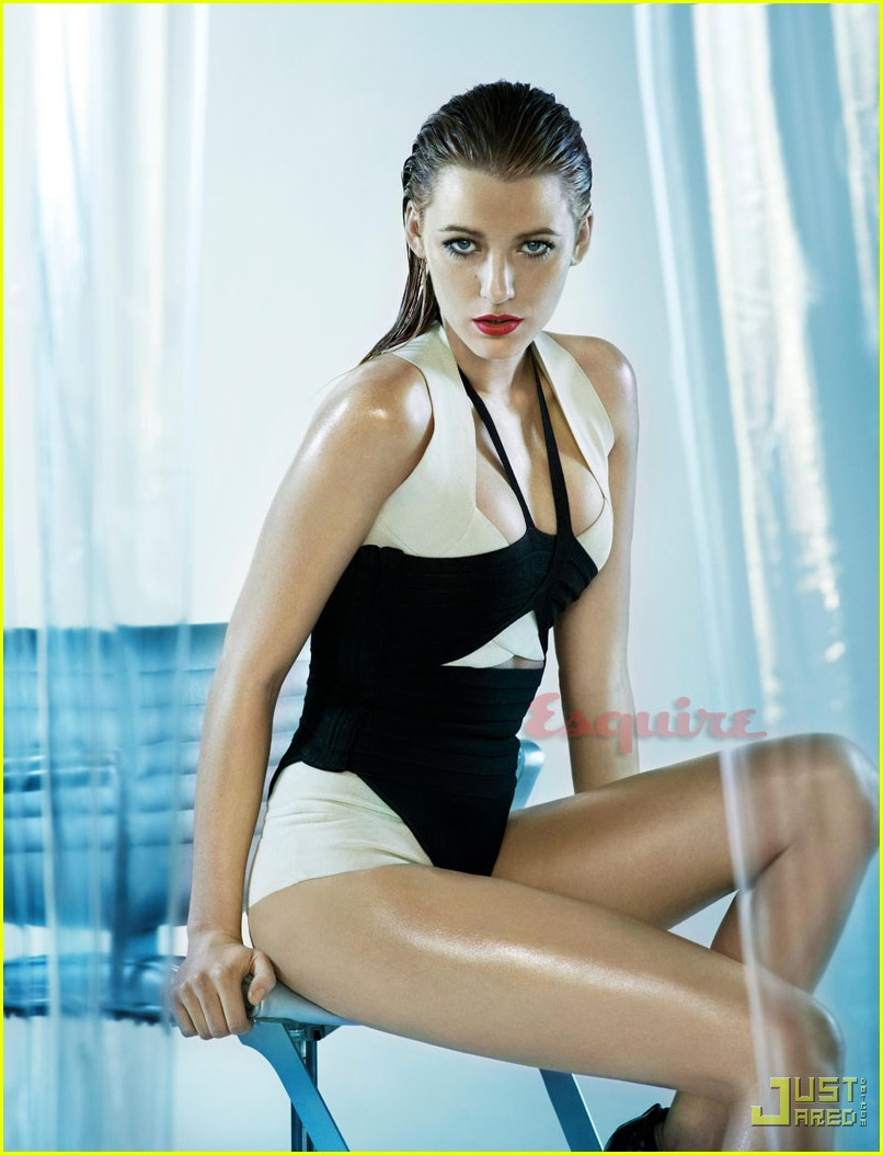 Blake Lively Esquire