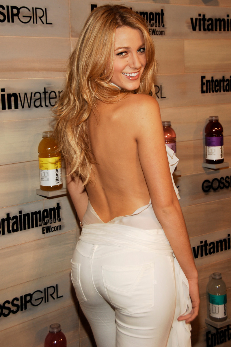 Blake Lively Hot Butt