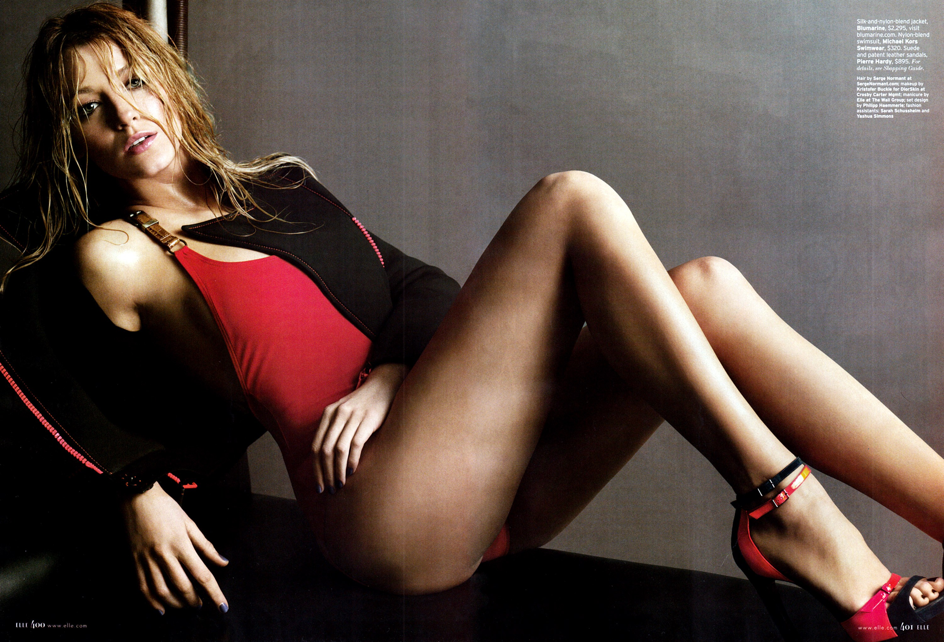 Blake Lively Hot Photoshoot