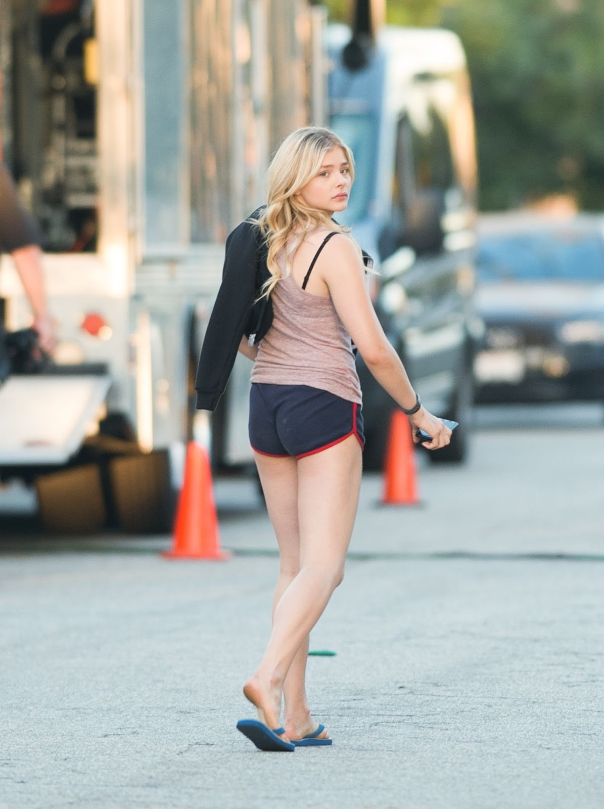 39 Hot Pictures Of Chloe Grace Moretz From Hit-Girl -5054