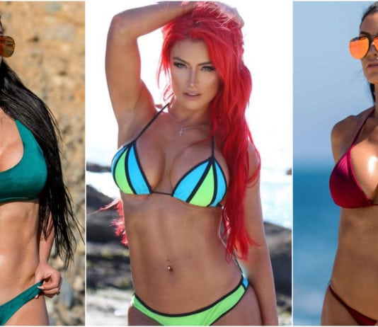 34 Hottest Eva Marie Bikini Pictures Will Make You Go Crazy
