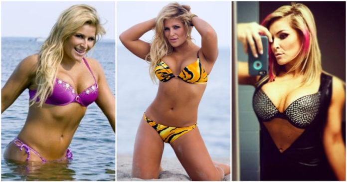 37 Hot Pictures Of Natalya Neidhart From WWE Will Make You Crave For More