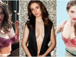 39 Hot Pictures Of Alison Brie - The Glow TV Series Actress