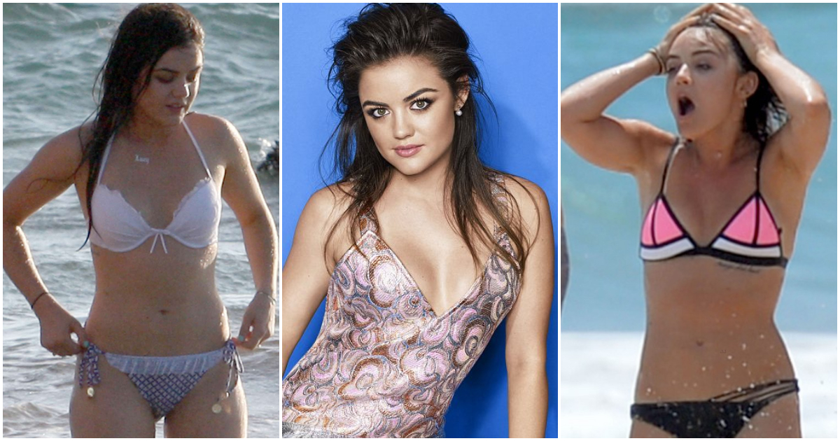 39 Hot Pictures Of Lucy Hale Pretty Little Liars Actress Aria