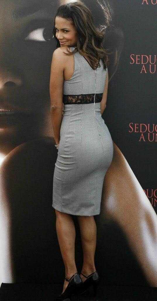 Halle Berry Booty