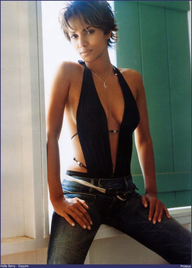 Halle Berry Sexiest Actress
