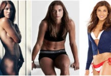 41 Hot Pictures Of Hope Solo - Sexy Soccer Player Will Get You Burning From Passion