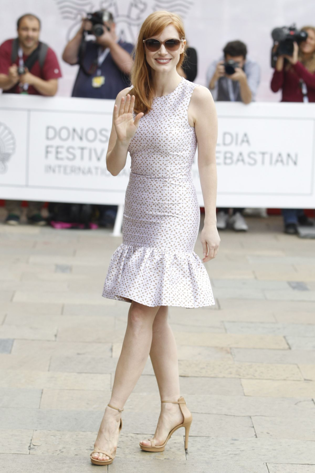 Jessica Chastain Dress