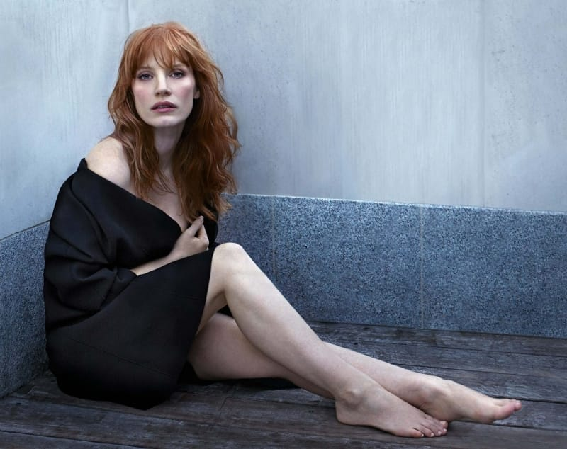 Jessica Chastain Photoshoot