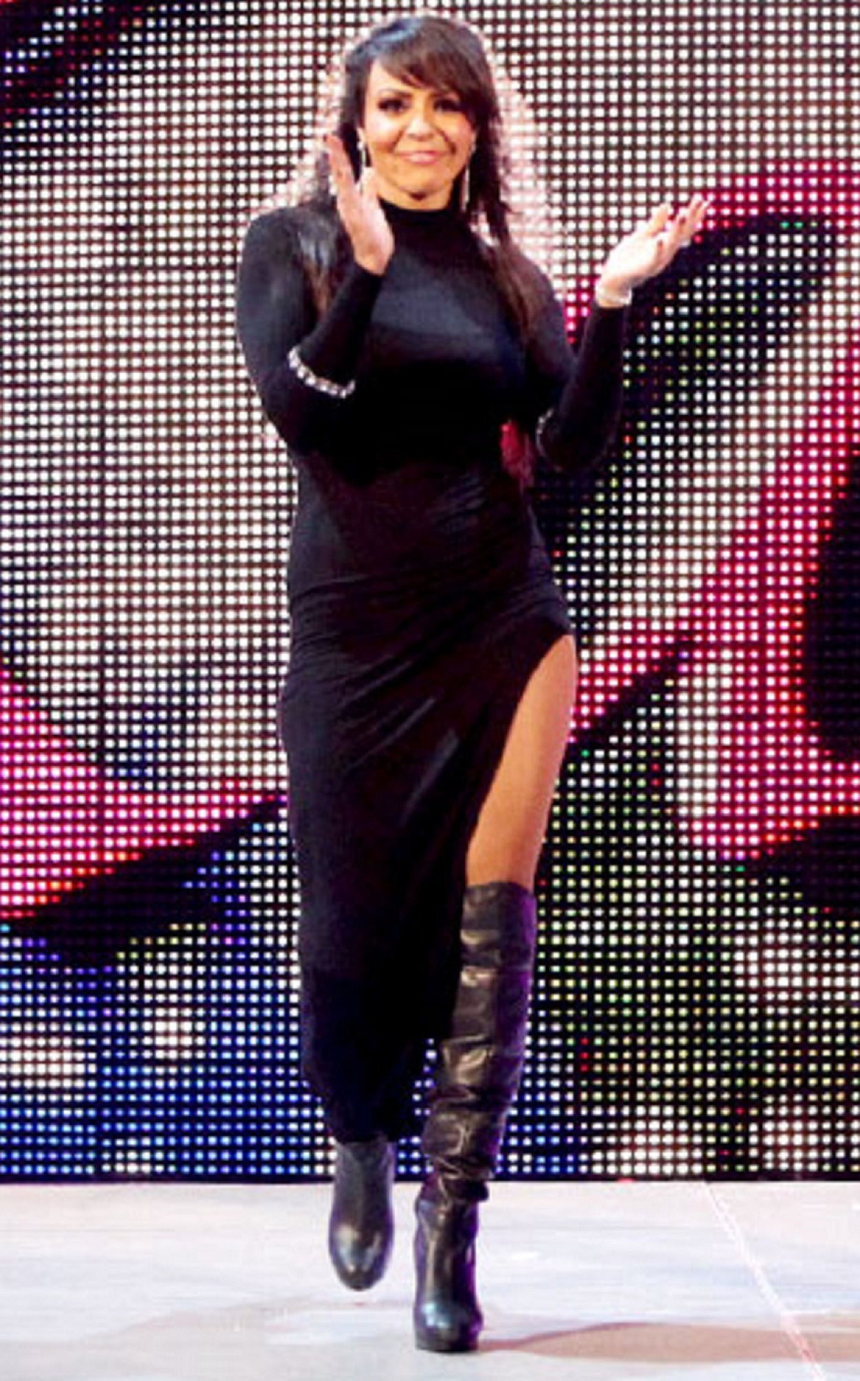 Layla Black Dress