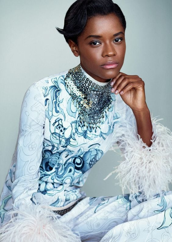 50+ Hot Pictures Of Letitia Wright - Shuri From Black Panther   Best Of Comic Books