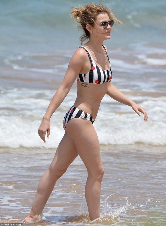 Lucy Hale Bikini Pictures