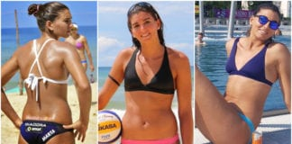 38 Hot Pictures Of Marta Menegatti - Sexy Volleyball Player Is A Slice Of Heaven On Earth