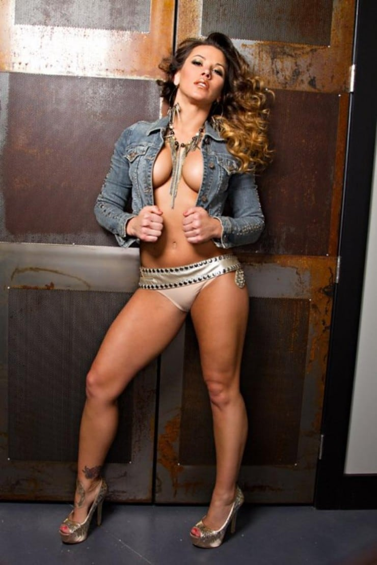 Nude Small Tit Mickie James Hot Girls Wallpaper