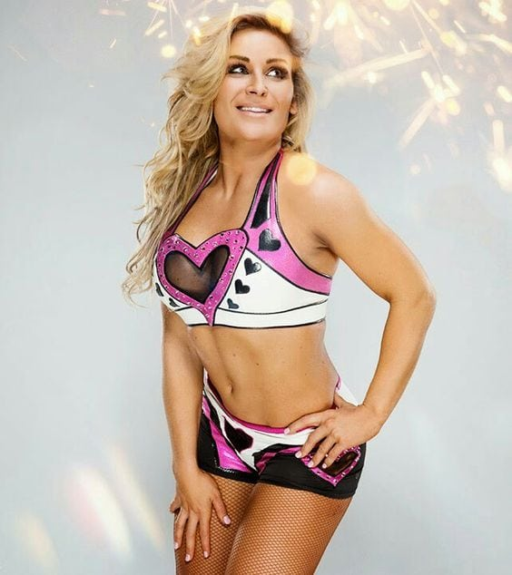 Think, that naked pictures of natalie neidhart